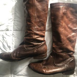 Cindy Slouch Frye Boots
